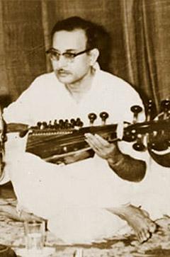 Pandit Radhika Mohan Maitra